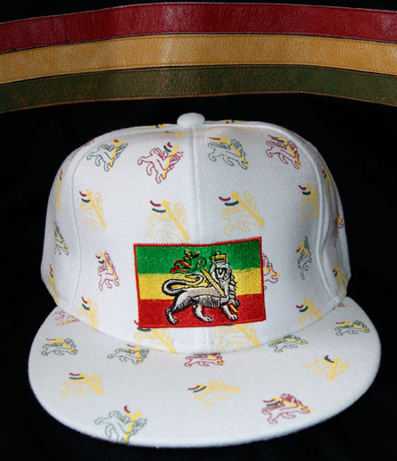 snapback cap lion of judah 4